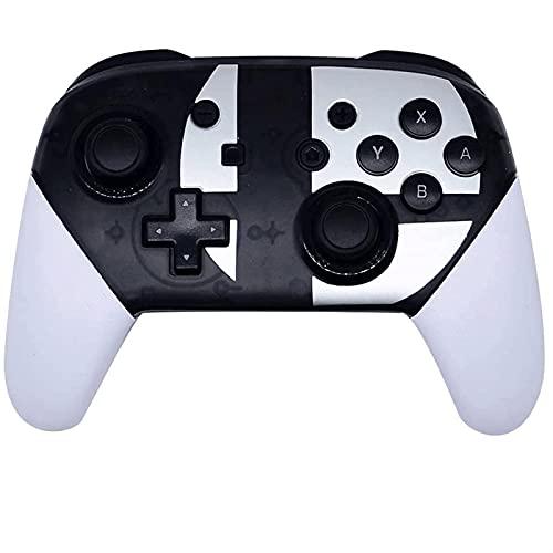 ZLQBHJ Controlador inalámbrico Compatible, Control Remoto de Control de Juegos con Doble Descarga, batería incorporada de 600mAh, Gran Regalo de Gamepad para niñas/niños/Hombre