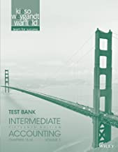 Test Bank Volume 2 t/a Intermediate Accounting, Fifteenth edition
