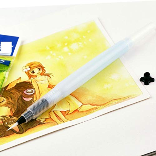 Zachte kop Grote Capaciteit Water Opslag Borstel, Art Special, Kleur Borstel A1