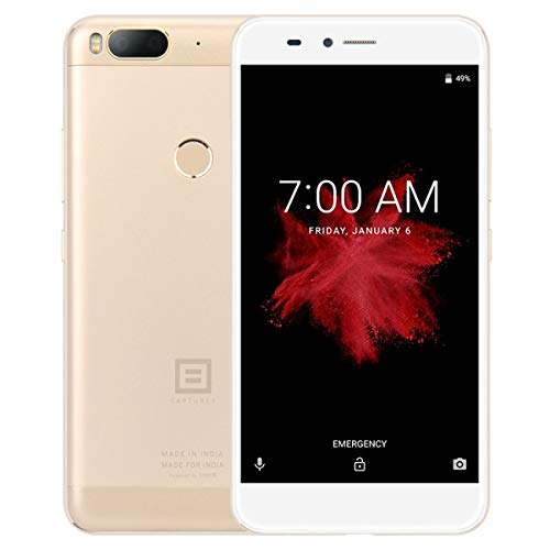 Teléfono inteligente marca Shenzhen Cámaras duales traseras, identificación de huellas dactilares, 5.5 pulgadas Android 7.1.2 Qualcomm MSM8953 Snapdragon 625 Octa Core hasta 2.0GHz, Red: 4G