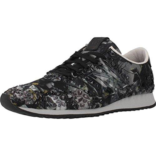 NEW BALANCE 420 –Zapatillas de deporte para Mujer , color Negro, talla 34.5 EU