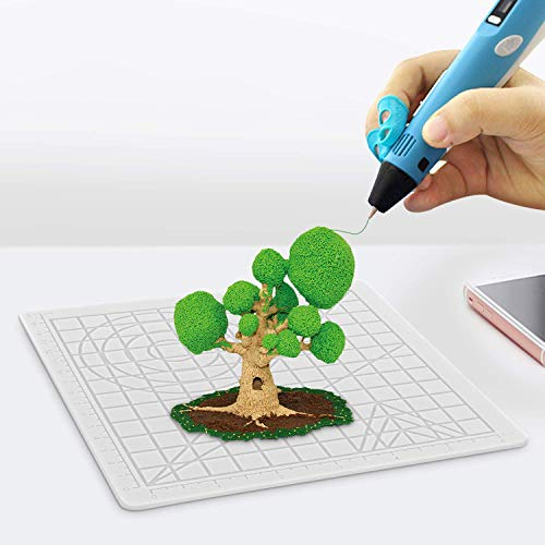 3D Pen and Pen Pad Set -Pen,Perfect for Kids, Adults