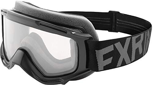 FXR Youth Throttle Goggle - Black Ops