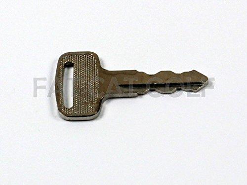 Yamaha Key for All Stock Yamaha Golf CARTS (Set of 2)