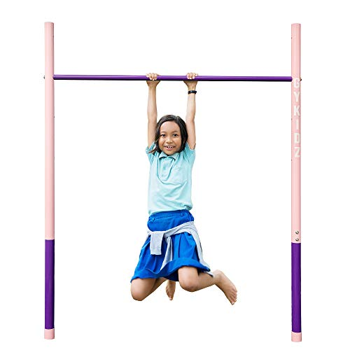 Gymnastics Bar | Outdoor Gymnastics Equipment for Home That Every Little Gymnast Can Practice Tricks, Improve Balance and Have Fun!