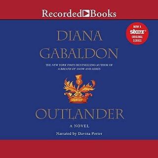 Couverture de Outlander
