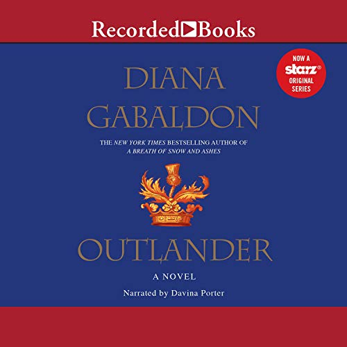 Outlander Audiobook By Diana Gabaldon cover art