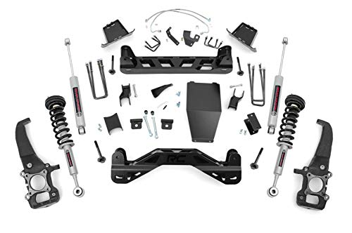 Rough Country 6' Lift Kit w/N3 Loaded Struts for 2004-2008 F150 4WD - 54623