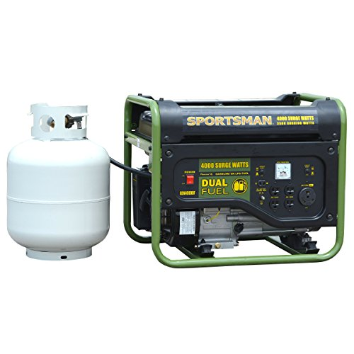 Sportsman GEN4000DF, 3500 Running Watts/4000 Starting Watts,...