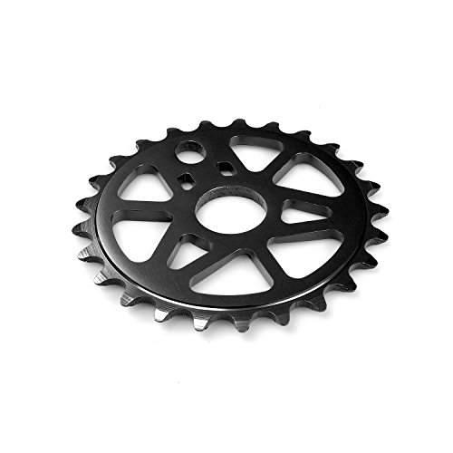 PROWHEEL - 15282 : Plato delantero BMX mecanizado CNC 25 dientes bici bicicleta