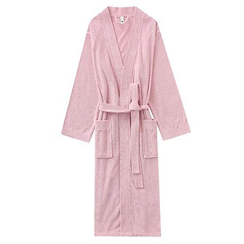 FHISD Camisón Popular para Mujer Yukata Toalla Femenina Albornoz Gran Playa de Aguas Termales y Moda de Invierno Regalos de Invierno