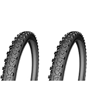 "Onogal 2X Cubierta Rueda Neumatico Para Bicicleta Mountain Bike Mtb 26\"" X 1,90 3282_2"