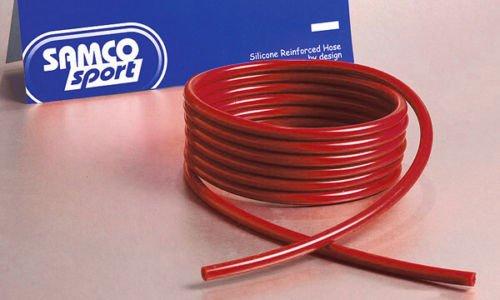 Samco Sport Silikon Unterdruckschlauch Durchmesser 4mm Länge 3m - rot - Speedpro Verpackung
