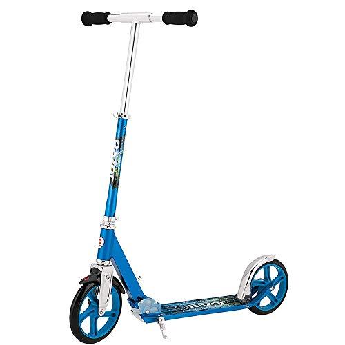 Razor A5 Lux Scooter monopattino a spinta di colore blu