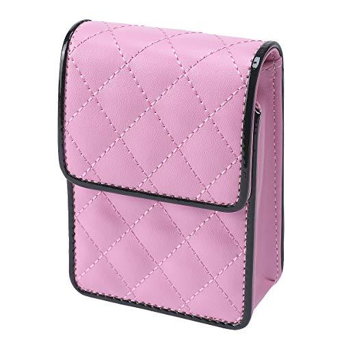 ラックス キャンディ キルティングマグネット タバコケース シガレットケース ピンク 3-07072-25 118×82×40mm