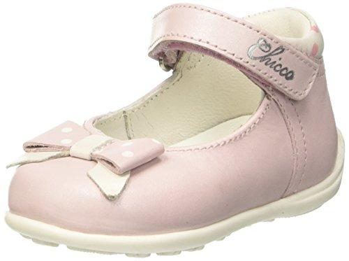 Chicco Baby Mädchen GISA Krabbel- & Hausschuhe, Pink (Rosa), 19 EU