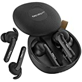 Fire-Boltt Buds 1100 True Wireless Earbuds, BT5.0, Full Smart Touch Control Bluetooth Earphones with Voice Assistance, 20 hrs Playtime with Charging case!
