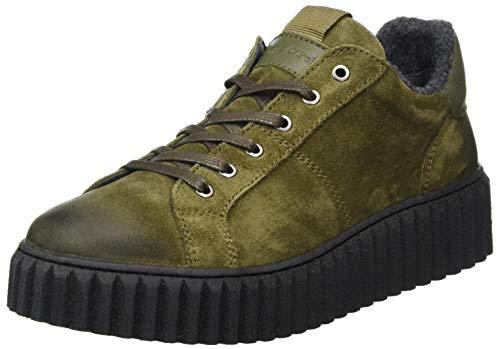 Marc O'Polo Damen 00816063501325 Sneaker, 415 Oliv, 38 EU