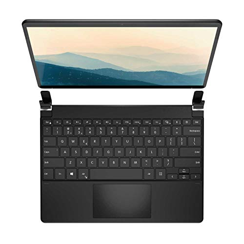 Brydge SPX+ Wireless Keyboard with Precision Touchpad, Compatible with Microsoft Surface Pro X, Designed for Surface