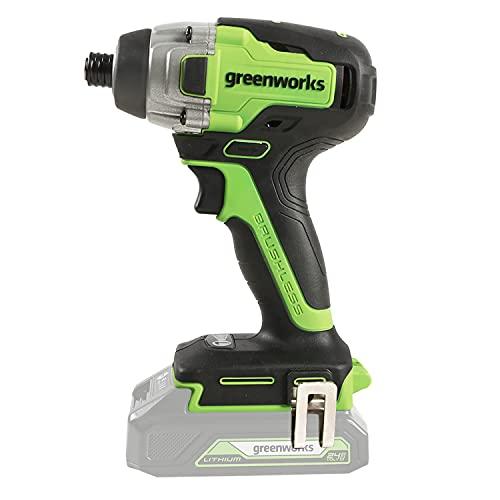 Atornillador de Impacto Dewalt 300 Nm Marca Greenworks Tools