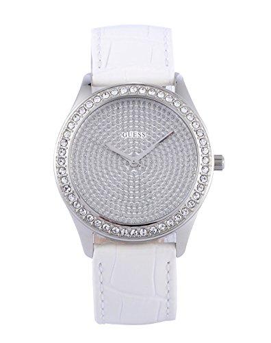Guess W0164L1 - Reloj, Correa de Acero Inoxidable Color Plateado