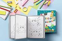 Il Libro di Prelettura: La perfetta combinazione tra un libro da colorare, un libro di puzzle e di giochi enigmisti per piccoli #2