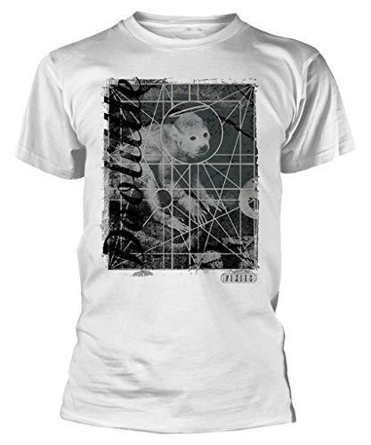 Pixies 'Doolittle' (White) T-Shirt (Large)
