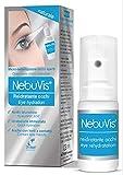 nebuvis reidratante occhi gocce oculari in spray, blu, 10 millilitri