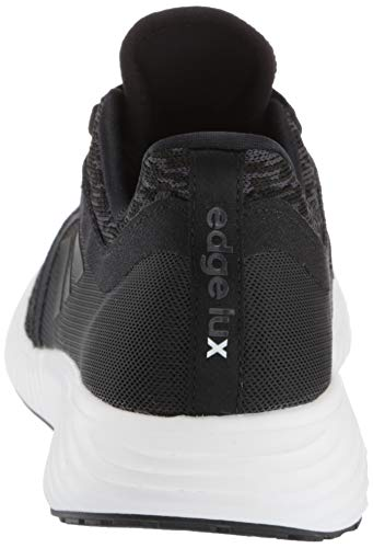adidas Women's Edge Lux 3 Running Shoe Black/Carbon, 7.5 M US
