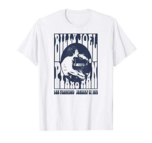 Billy Joel - Piano Man, 1975 T-Shirt