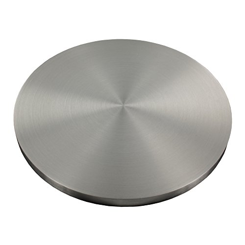 Edelstahl Ronde V2A 30-150mm Ankerplatte Deckel Flansch Bodenplatte Platte #31