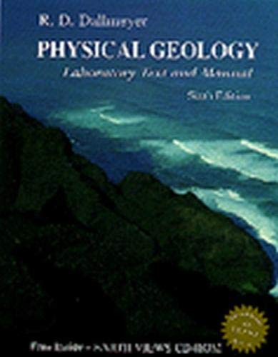 Physical Geology Laboratory Text and Manual