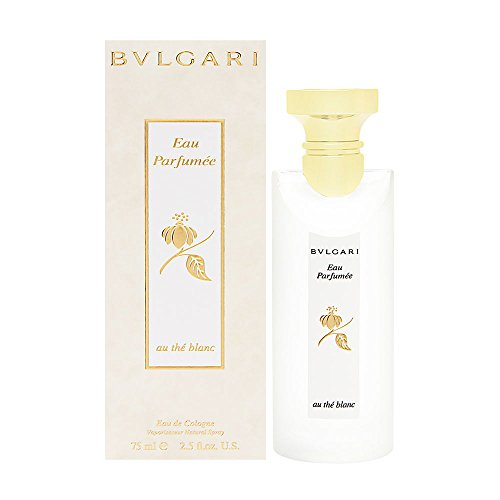 Bvlgari Au The Blanc - Agua de colonia, 75 ml (0783320472503)