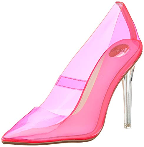 Buffalo Damen Juliana Pumps, Pink (Pink 001), 40 EU