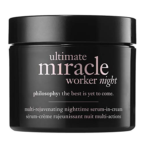 philosophy ultimate miracle worker - night moisturizer, 2 oz