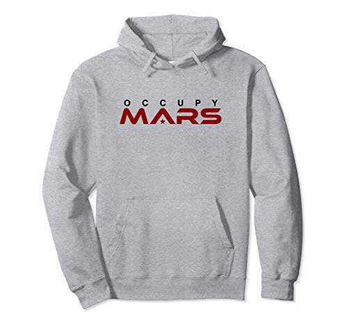 Occupy Mars Bogdanov Version Pullover Hoodie