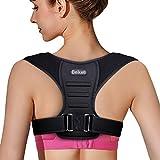 Beikell Geradehalter zur Haltungskorrektur, Haltungskorrektur Rückenstütze Verstellbarer Haltungstrainer, ideal zur Therapie für Rücken und Schulterschmerzen für Damen und Herren
