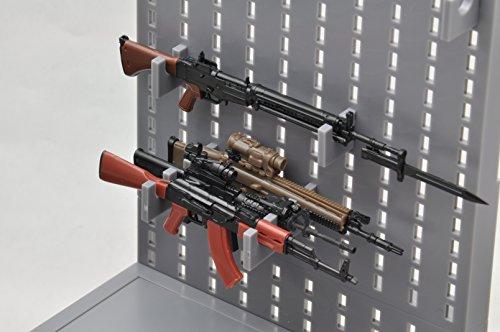 Gun Rack B Plastic Model Kitf//S Tomytec Little Armory Ld006