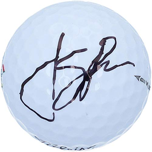 Jordan Speith Autographed Augusta National Masters Logo Golf Ball - MLB Autographed Miscellaneous Items