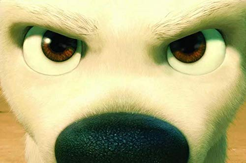 TOPHHH 1000 Piece Wooden Jigsaw Puzzles Classic Rompecabezas De Juguete Jigsaw Puzzle Piezas En Adultos Y Niños DIY 75X50Cm Película Anime Game Poster HD Bolt Lightning Dog