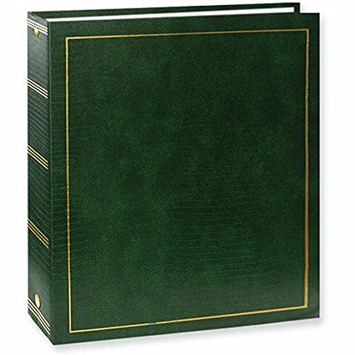 Magnetic 100 Page Green Photo Album 5x7 Photo Gift For Mom or Wife photo albums book Photo album Photo album magnetic pages Photo album all size pictures