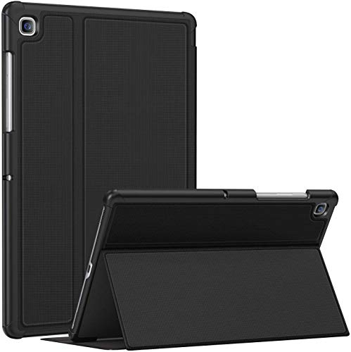 Soke Samsung Galaxy Tab S5e Case 2019, Premium Shock Proof Stand Folio Case,Multi- Viewing Angles, Auto Sleep/Wake,Soft TPU Back Cover for Galaxy Tab S5e 10.5 inch Tablet [SM-T720/T725/T727],Black