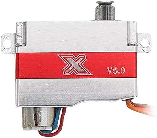 DishyKooker X08H V5.0 Metallgetriebe 8g Digital Servo für RC Modell