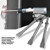 Trépans pneumatiques exceptionnels pour marteau burineur pneumatique pour marteau pneumatique pour la maçonnerie et la démolition du béton