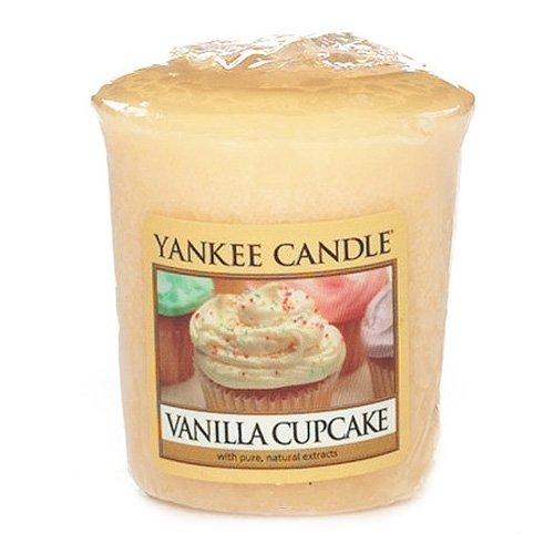 YANKEE CANDLE 1093714E - Candela profumata al Dolcetto alla Vaniglia, 49 g