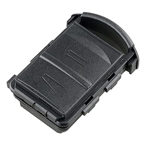 MSRRY 2 Botones Llave De Automóvil Cáscara De Control Remoto Reemplazo De Carcasa con 2 MicroSwitch Fit para Opel Corsa-C Combo Astra