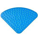 KNFBOK - Alfombra de ducha antideslizante para baño, alfombras antideslizantes...