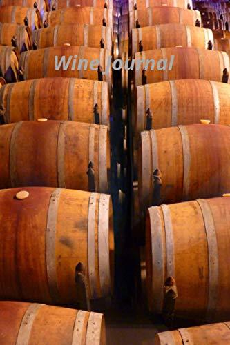 Wine Journal: Agenda del vino: Un diario per le degustazioni degli amanti del vino