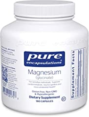 NUTRIENT METABOLISM SUPPORT: Supports the metabolism and utilization of many essential nutrients and the proper functioning of important enzymatic and physiological functions.* OVERALL HEALTH: Magnesium activates the enzymes necessary for a number of...