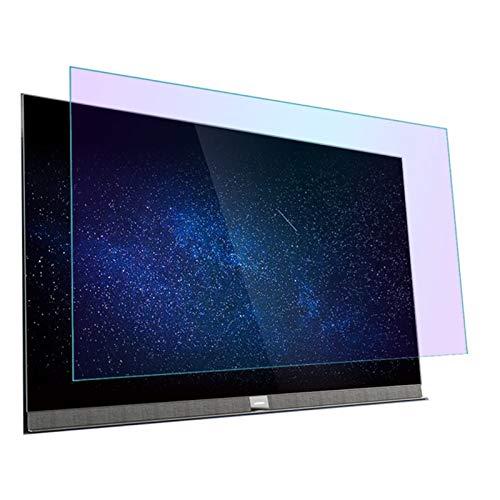 ASPZQ Filtro Antideslumbrante Luz Azul Anti Película Protectora de Pantalla para LG 32-75 Pulgadas LED Smart TV Accesorios de TV Decoración navideña (Color : HD Version, Size : 37 Inch 819 * 460mm)